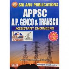APGENCO and APTRANSCO Assistant Engineer (English Medium)