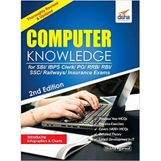 Computer Knowledge for SBI or IBPS Clerk or PO or RRB or RBI or SSC or Railways or Insurance Exams (English Medium)