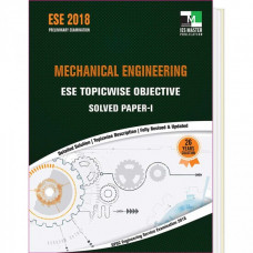 Mechanical Engineering Topicwise Objective Solved Paper 1(English Medium)