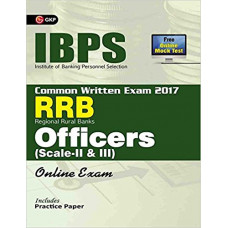 IBPS RRB Officers Scale 2 and 3 Exam Guide 2017 (English Medium)
