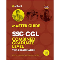Master Guide SSC Combined Graduate Level Tier 1 Examination (English Medium)