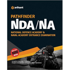Pathfinder for NDA and NA Entrance Examination 2017 ( English Medium)
