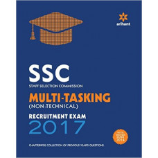 SSC Multi tasking Non Technical Recruitment Exam 2017  (English Medium)