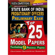 SBI Probationary Officers Preliminary Exam Top 25 Model papers (English Medium)