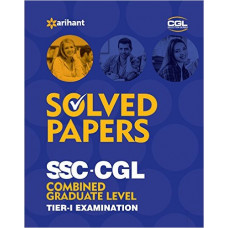 Solved Papers upto 2015 SSC CGL Combined Graduate Level Pre- Examination Tier 1