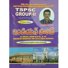 TSPSC Group 2 Indian Polity (Telugu Medium)