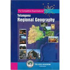 Telangana Regional Geography (English Medium)