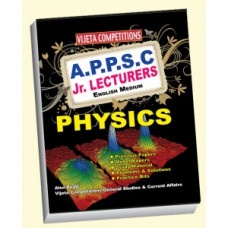 APPSC Jr Lecturers Physics (English Medium)